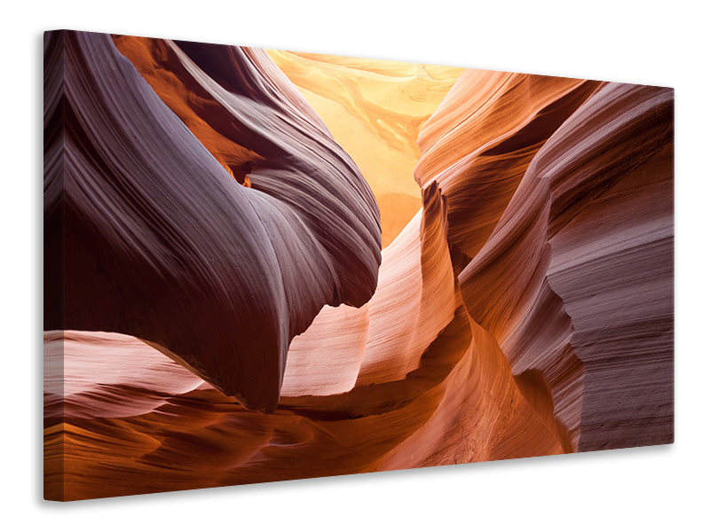 Tableau sur toile Grand Antelope Canyon