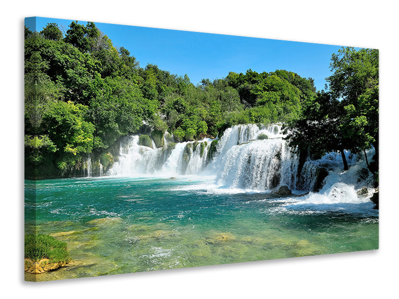 Canvas print Nature spectacle