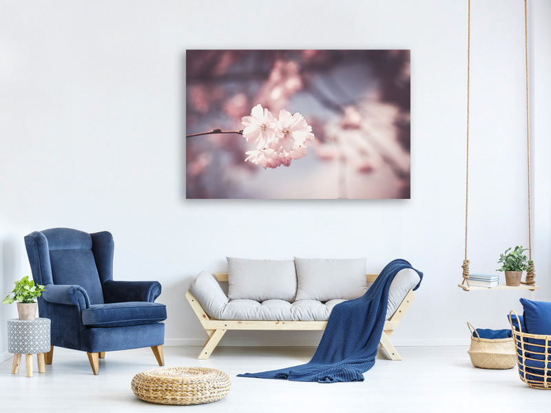 Canvas print Flower XL