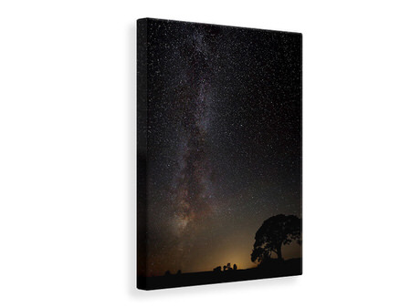 Canvas print Milkyway