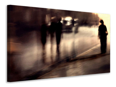 Canvas print Lost Shadows