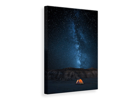 Canvas print The Sky Is My Blanket