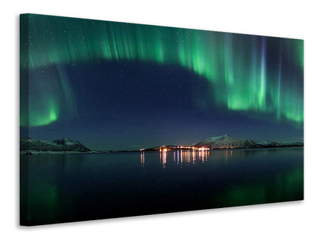 Canvas print Magical Night