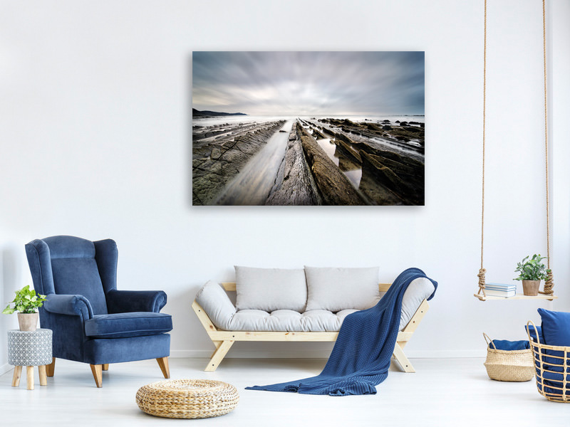 Canvas print To Infinity
