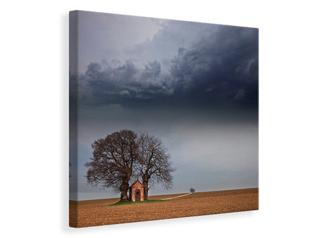 Canvas print The Width Of The Alb