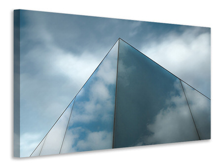 Canvas print Skyreflect