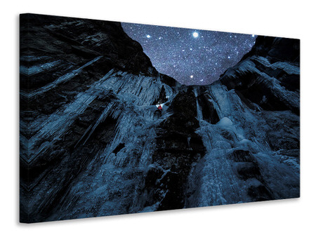 Canvas print Star Climber