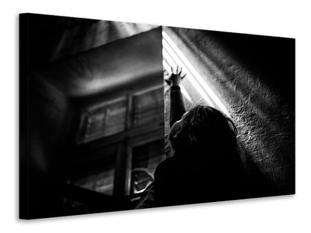 Canvas print Light Inside The Darkness