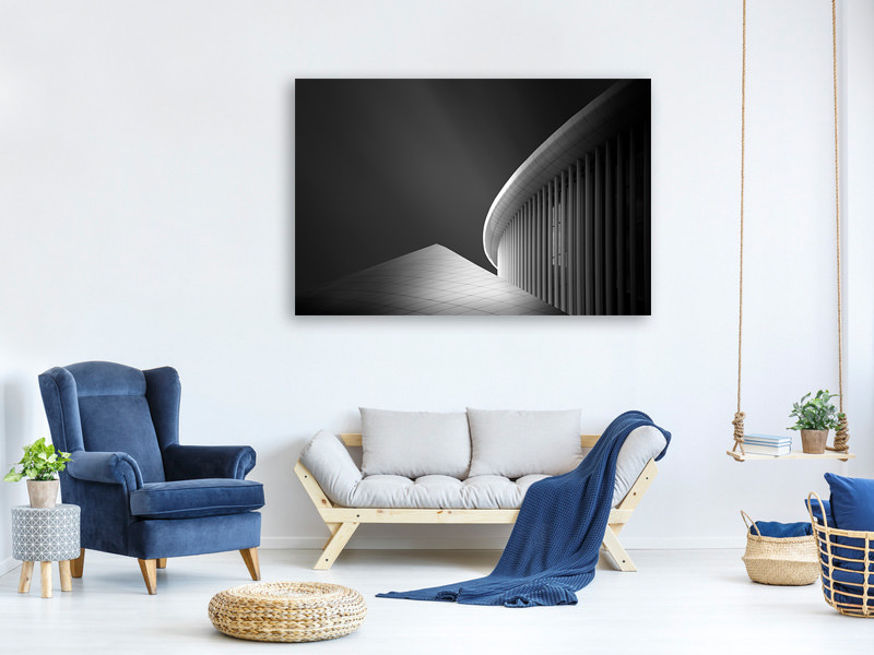 Canvas print Symphony Of Lines