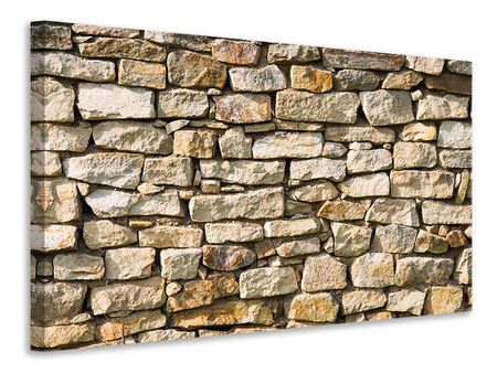 Canvas print Natural Stones