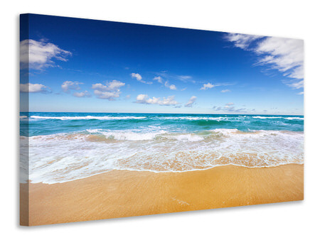 Canvas print The Tides And The Sea