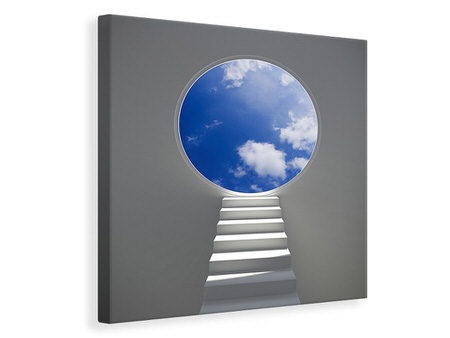 Canvas print Stairway To Heaven